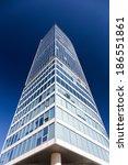 office building exterior   Shutterstock . vector #186551861
