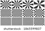 rays. abstract radial...   Shutterstock .eps vector #1865599837
