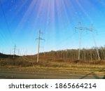 Electric Transmission Line....