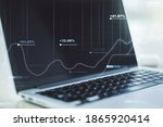 abstract creative stats data...