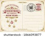 Vintage Christmas Typography...