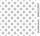 abstract geometric pattern. a... | Shutterstock .eps vector #1866112027