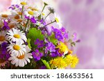 Colorful Flowers  Bouquet...