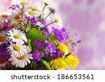 Colorful Flowers  Bouquet...