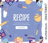 Template Recipe Card For Bakery ...