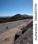 Teotihuacan  Mexico   Nov 23th  ...
