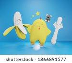 3d Render   Cute Stuffed...