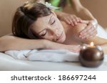 massage | Shutterstock . vector #186697244