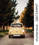 Oldtimer Car Fiat 500  Zastava  ...