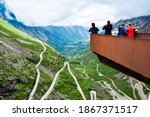 Andalsnes  Norway   June 27 ...
