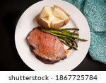 Organic Prime Rib Roast Dinner...