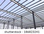 Workshop Of Steel Roof Is Under ...