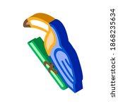 Toucan Bird Icon Vector....