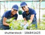 Beautiful Young Gardeners...