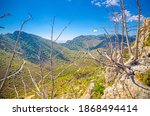 Kyrenia Girne Mountains From...