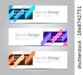 vector abstract design... | Shutterstock .eps vector #1868742751