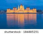Budapest Parliament. Budapest ...
