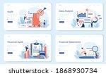 audit web banner or landing...   Shutterstock .eps vector #1868930734