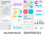 bundle infographic ui  ux  kit...