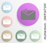 sending a message badge color...