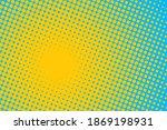 pop art creative concept... | Shutterstock .eps vector #1869198931