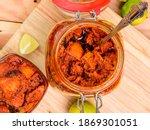 Indian Spicy Homemade Lemon...