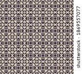 art deco seamless pattern... | Shutterstock .eps vector #1869557077