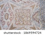 Fragment Of Mosaic Floor Of A...