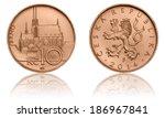 Czech Crown Coins  10 Czk  Ten...