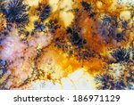 jewelry and decorative stone.... | Shutterstock . vector #186971129