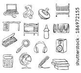 Children Room Doodle Images