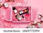 Beauty Box With Makeup...