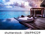 Luxury Beach Resort  Bungalow...