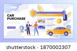 online sale  purchase  rent ... | Shutterstock .eps vector #1870002307