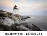 Castle Hill Lighthouse  Rhode...