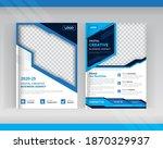 geometric corporate business...   Shutterstock .eps vector #1870329937