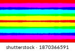 abstract colorful stripes... | Shutterstock . vector #1870366591