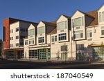 new construction of a... | Shutterstock . vector #187040549