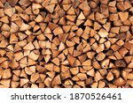 Preparation Of Firewood For The ...