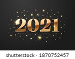merry christmas and happy new...   Shutterstock .eps vector #1870752457