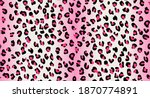 seamless vector. abstract... | Shutterstock .eps vector #1870774891