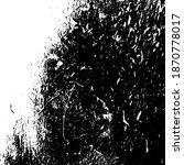 distressed spray grainy overlay ...   Shutterstock .eps vector #1870778017