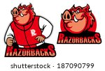 animal,art,black,boar,brave,college,courage,dangerous,grey,head,hog,icon,jacket,mascot,pig