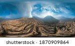 Vr360 Bromo Volcano Landmark...