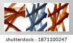 set of minimalistic hand...   Shutterstock . vector #1871100247