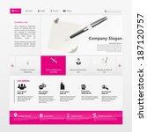 professional  business website...