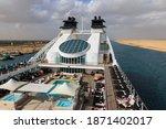Suez Canal  Egypt   11 05 15 ...