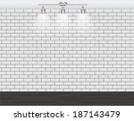 Brick Wall For Your Text And...