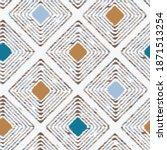 dynamic geometrical vector ... | Shutterstock .eps vector #1871513254