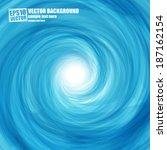 abstract vector background | Shutterstock .eps vector #187162154